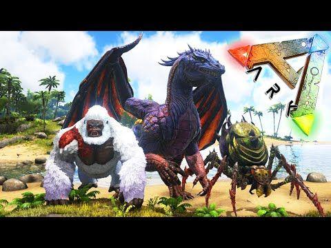 ark survival evolved dragon - Google Search | Ark Dinosaur