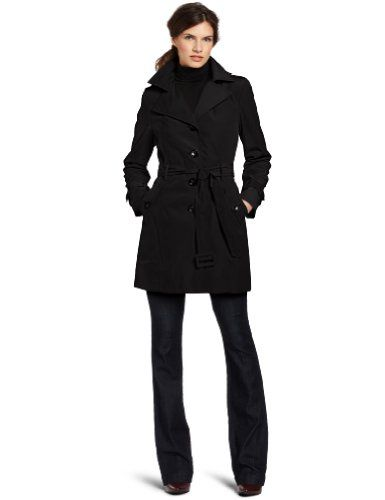 Amazon.com: Calvin Klein Women's Zip Out Double Breasted Trench: Clothing Disclosure: Affiliate Link