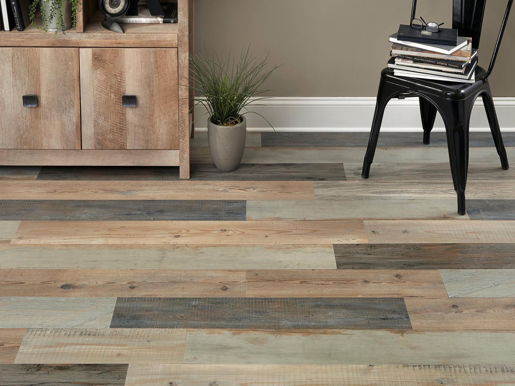 Cabinwood Rigid Core Luxury Vinyl Plank Cork Back