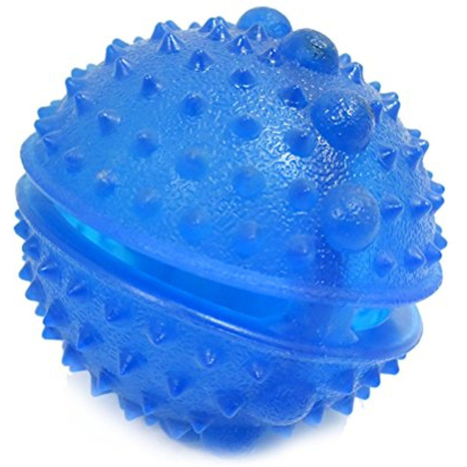 Shepher Training Spike Treat Ball Pvc Dog Toy For Small Medium