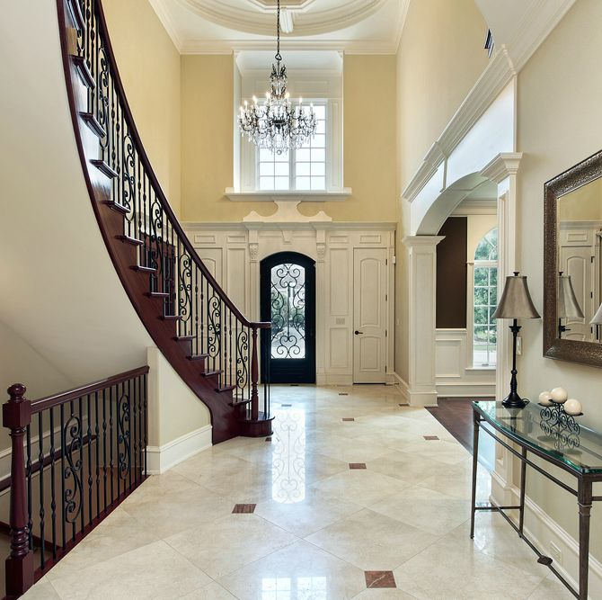 95 Home Entry Hall Ideas For A First Impressive Impression: 101 Foyer Ideas For Great First Impressions (Photos