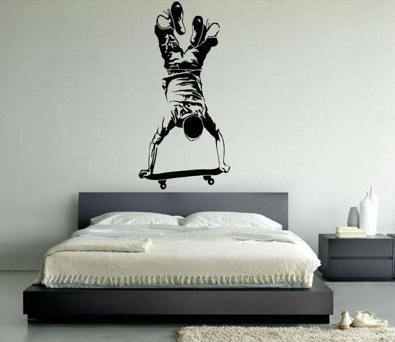 Best Skateboarder Wall Art Wa079 94Cm X 46Cm By Leebolddesigns 400 x 300