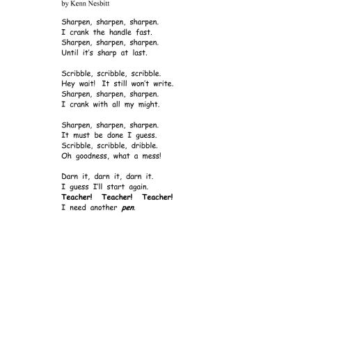 Funny poems kenn nesbitt   Places to Visit   Pinterest