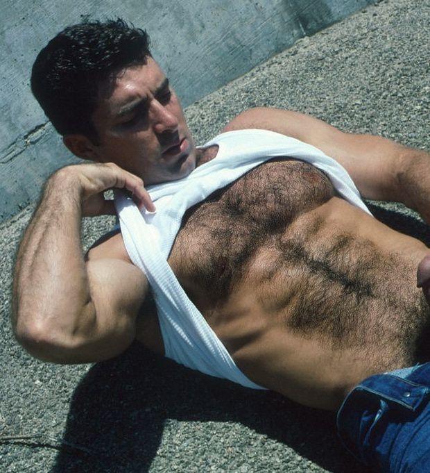 Rick Koch Hairy Chest, Hairy Men, Marcel, Male Body, Muscle Men,