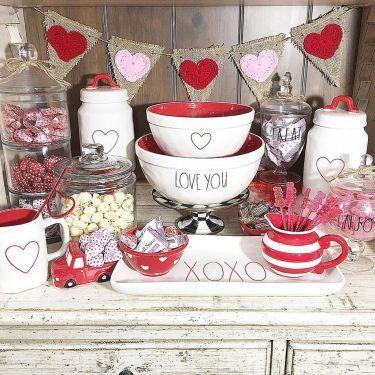 fantastic valentines day decor ideas for your kitchen also best valentine   images in rh pinterest