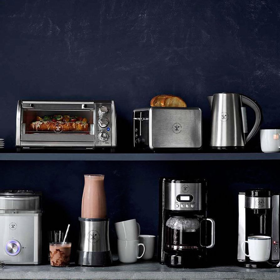 Kitchen Electrics Colors For Cabinets Must Haves Every Grad Meet Our New Open Collection Of Essential