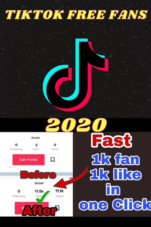 Tiktok Free Followers Hack 2020 Free Followers Free How To Get Followers