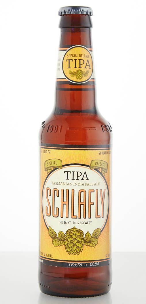 Schlafly / The Saint Louis Brewery Tasmanian IPA