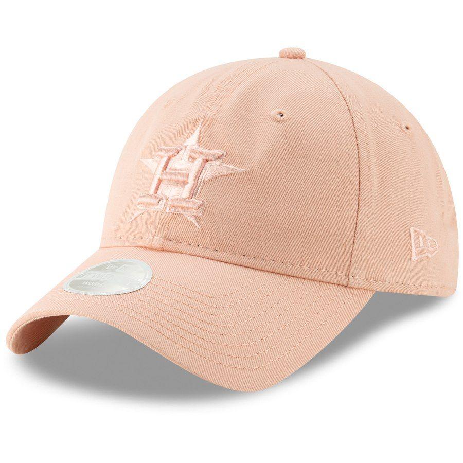 huge discount ce80d 1d717 Women s Houston Astros New Era Pink Tonal Core Classic 9TWENTY Adjustable  Hat, Your Price   19.99