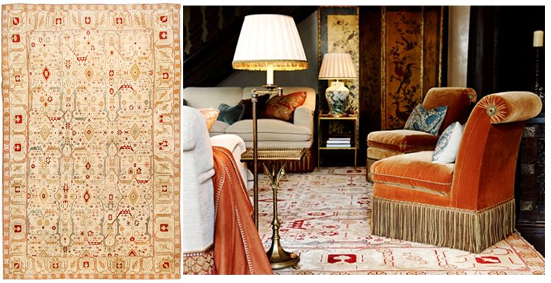 Interior Design Firms London London Design Firm Douglas Mackie Buy Rug From Nazmiyal
