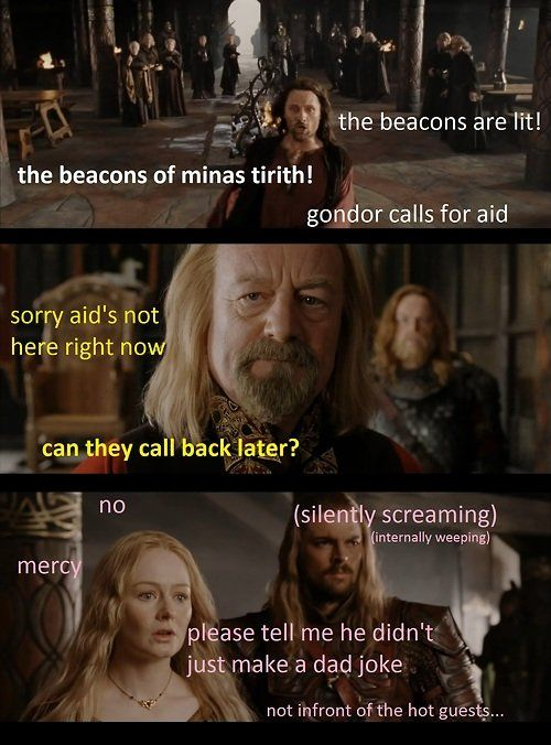 Pin By Lexie Says On Vance Tolkien Hobbit Tolkien Books Tv Funny