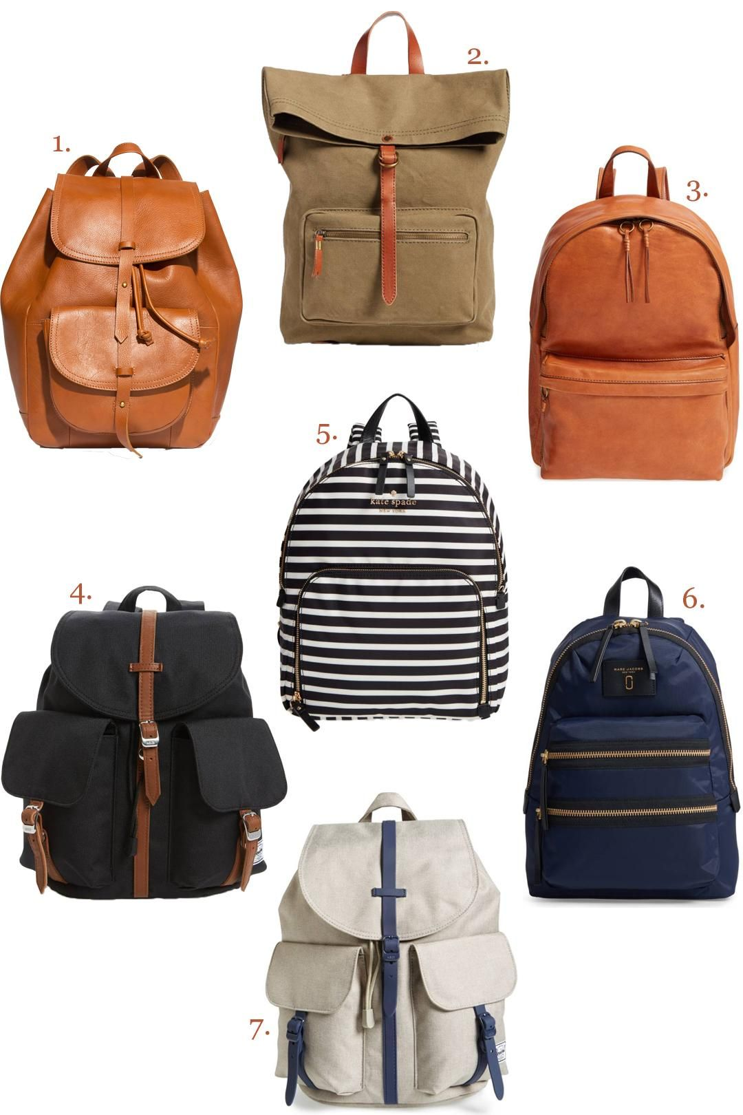 These 7 Backpacks are Too Cool for Back to School  247282ed38dab