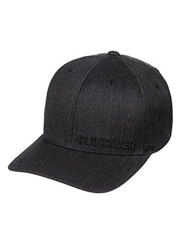 161bd70ba03bc Quiksilver Mens Blindsided - Cap Hat Black L Xl Quiksilver