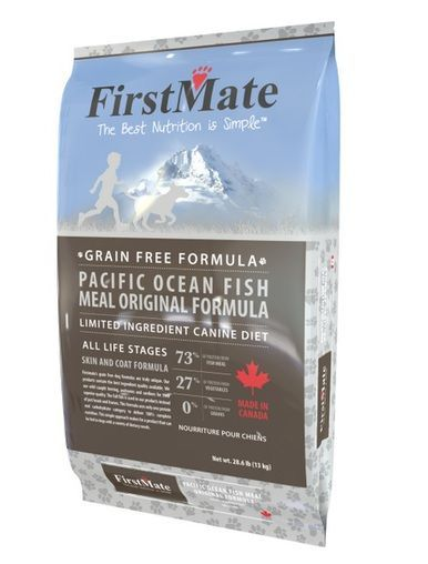 Firstmate Grain Free Pacific Ocean Fish Meal With Blueberry Dinner