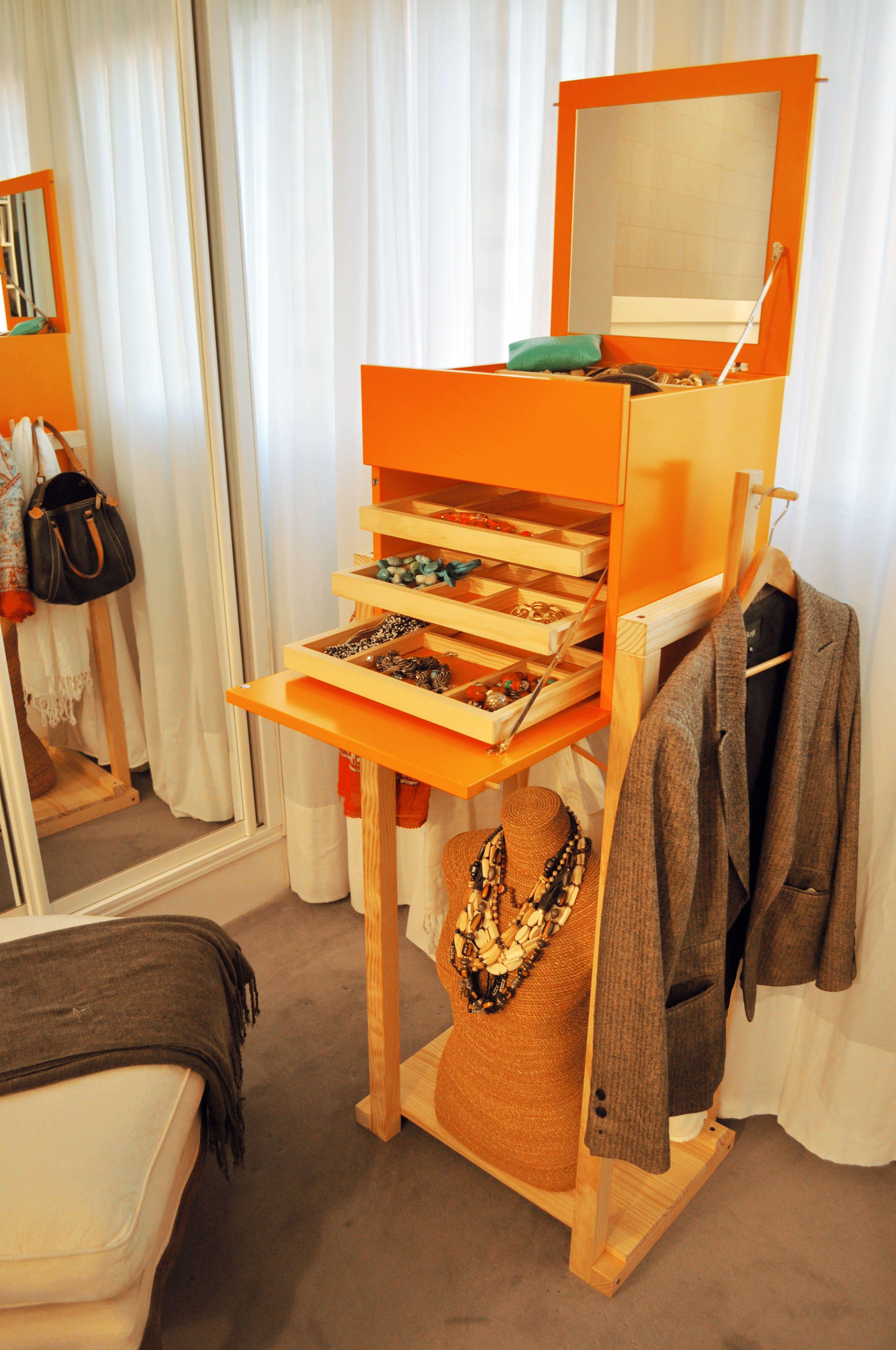 Con nuestro armario joyero además de tener un mueble de diseño en tu ...
