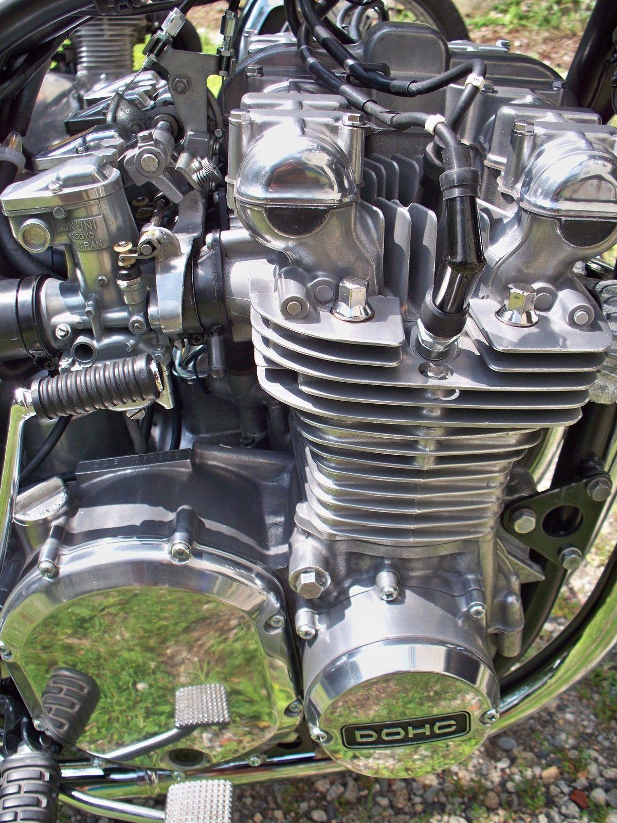 Kawasaki Other | eBay | 1975 Kawasaki Z1b 900cc | Pinterest | Engine