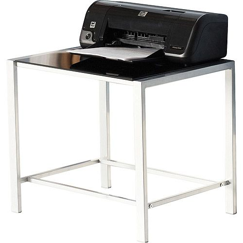 Wonderful $29 Printer Stand From Walmart   Could Be Turned Into Side Tables Or Night  Stands Too