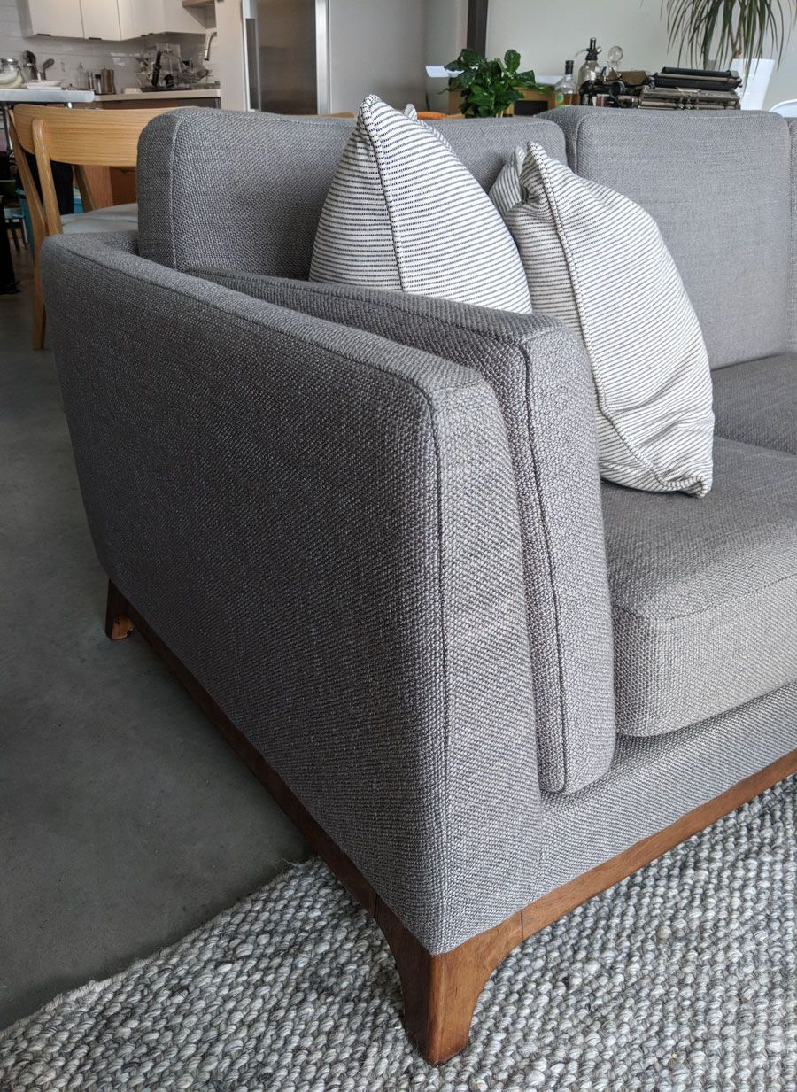 Article Ceni Sofa Review After 2 Years Visual Heart Creative Studio In 2020 Sofa Review Scandinavian Sofa Design Article Furniture