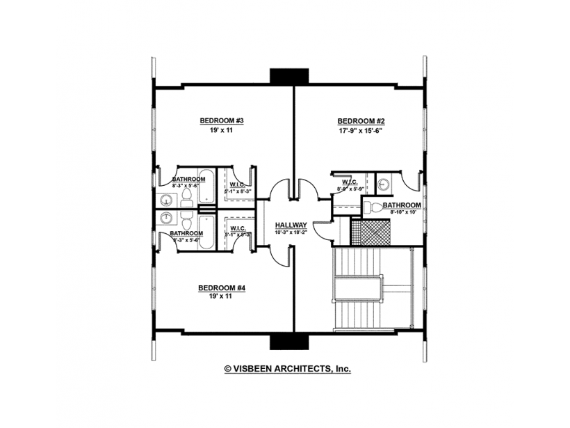 My dream home option 20 second floor for Eplans com