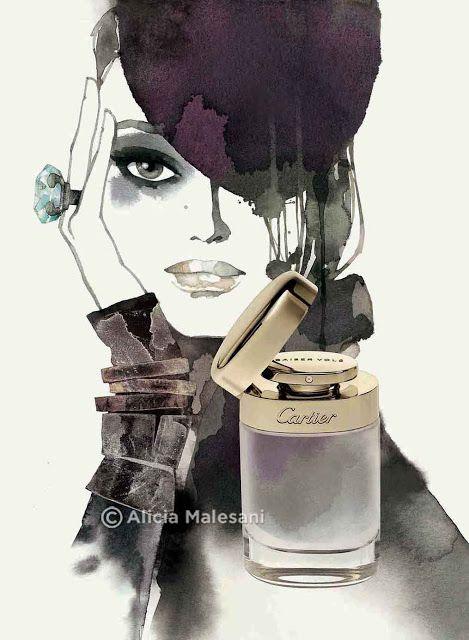 ZsaZsa Bellagio – Like No Other: Art Spotlight: Fabulous Fashion Illustrations