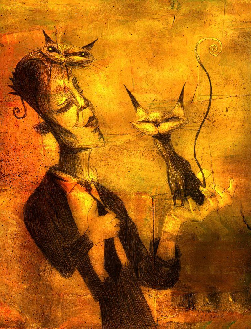 ilustración de Javier Gonzalez Pacheco