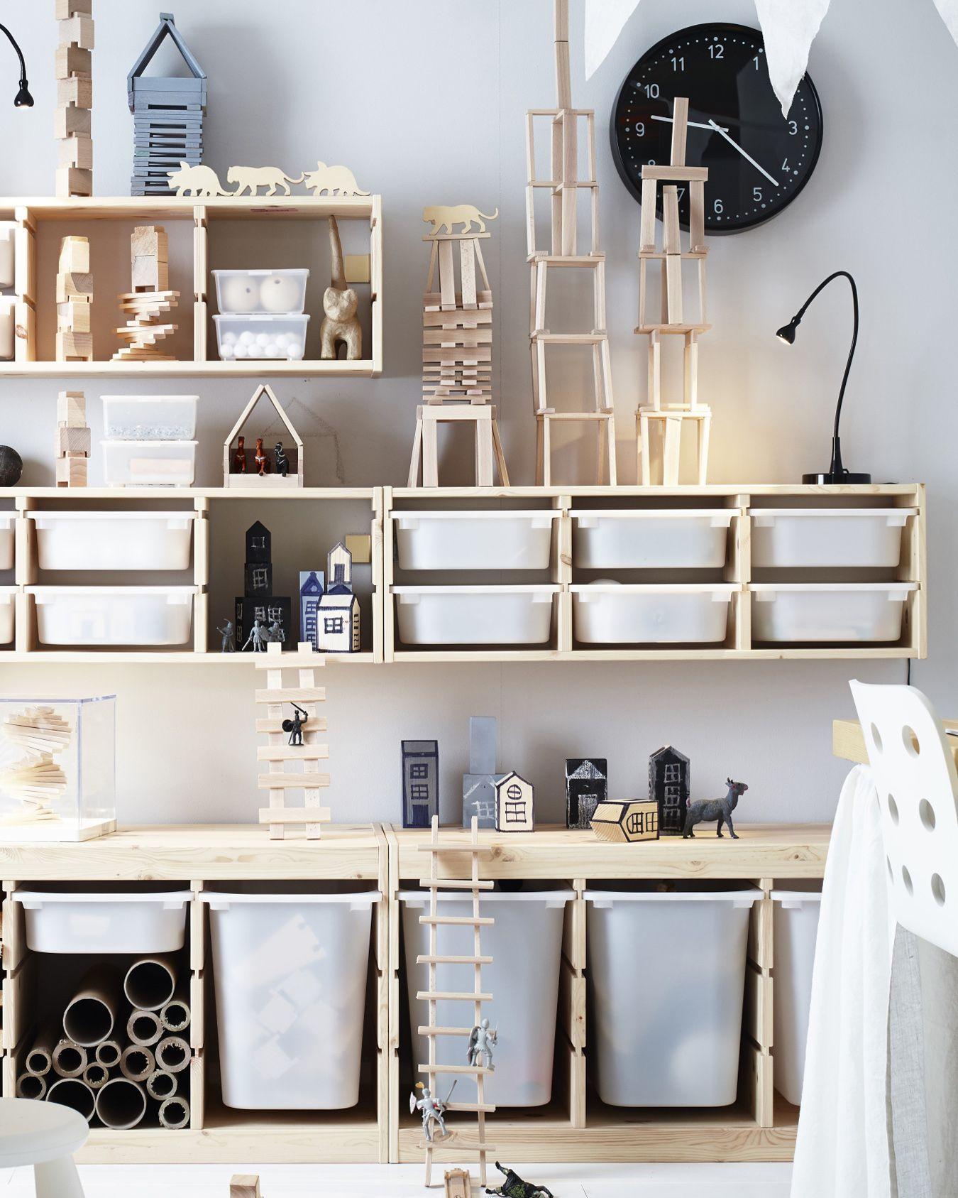 19 unique toy storage ideas for kid's playroom bedroom