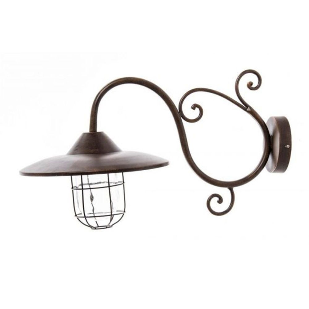 Details Zu Lampe Wandlampe Wandleuchte Metall Industrial Vintage