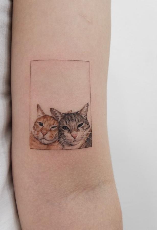 Photo of 50 Best Ever Animal Tattoo Designs