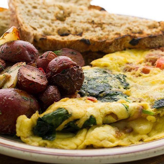 Parks & Rec Diner Detroit (breakfast!) (With Images