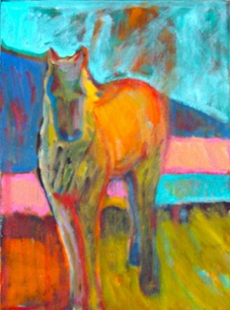 Deborah Harrington:  A Horse of a Different Color  Opening February 1st from 5p.pm-9p.m.  Exhibition Dates: February 1st-28th  Good Art Company, Fredericksburg