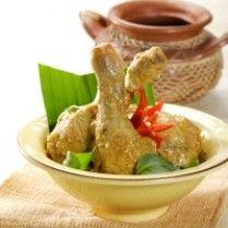 Ayam Tuturuga Sulawesi Utara Sajian Sedap Resep Makanan Resep Masakan Memasak