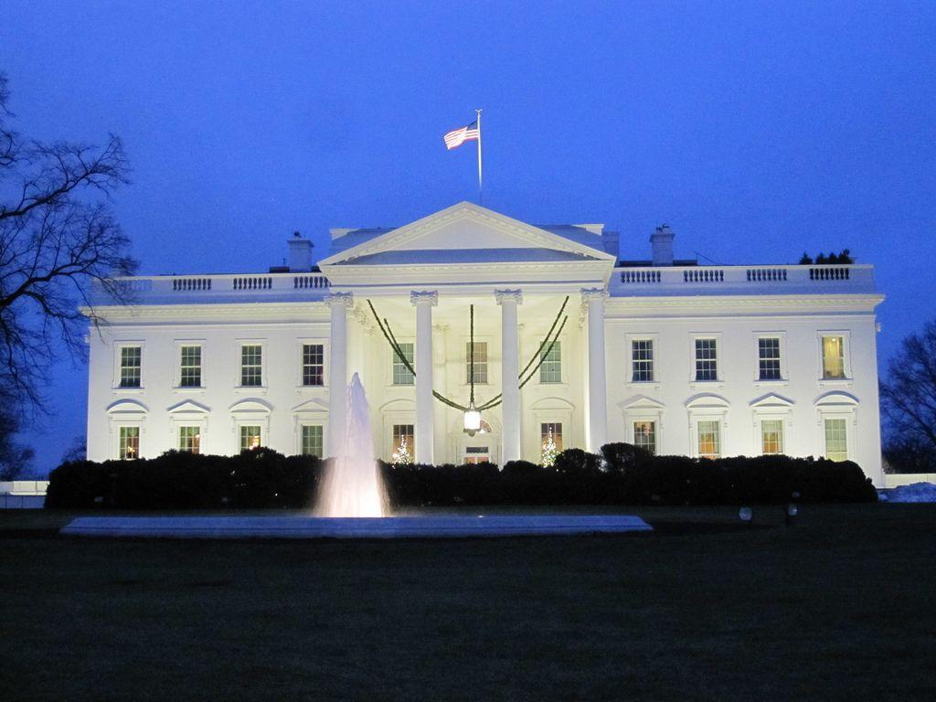 Visiting Touring The White House Washington Dc Building House