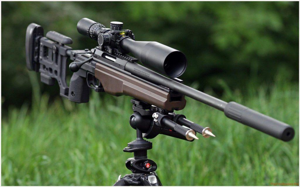 Sako TRG 22 Sniper Rifle Wallpaper