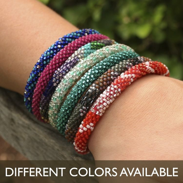 Lily-and-Laura-bracelets-2-Nepal-beaded-cotton-multi-different-colors-available.jpg