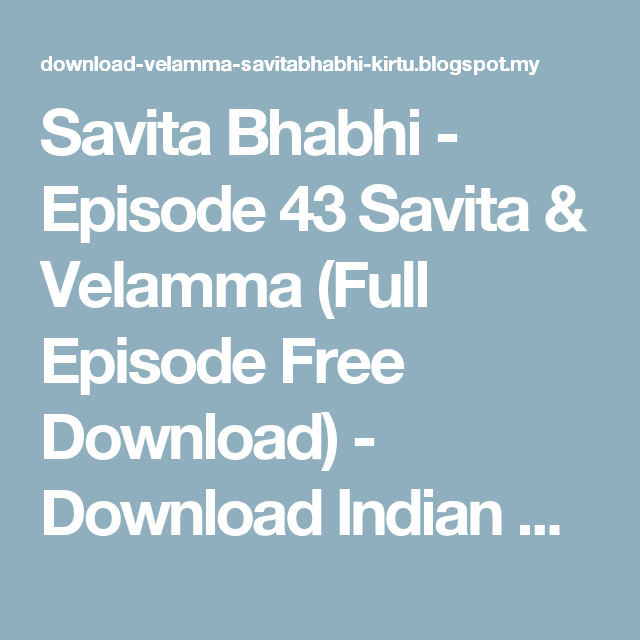 savita bhabhi latest episodes for 510golkes