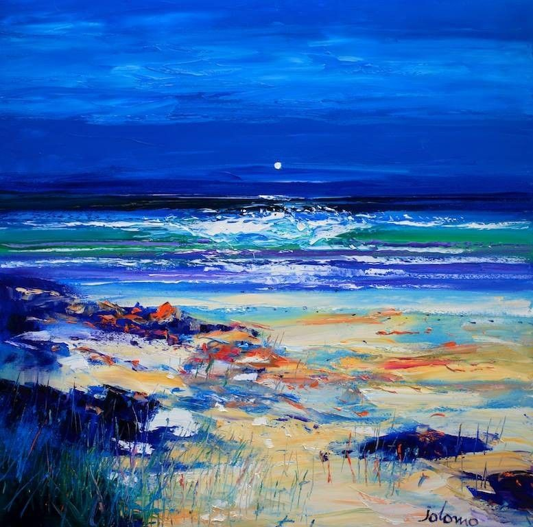 Jolomo - Suummer Gloaming, Isle of Colonsay sold