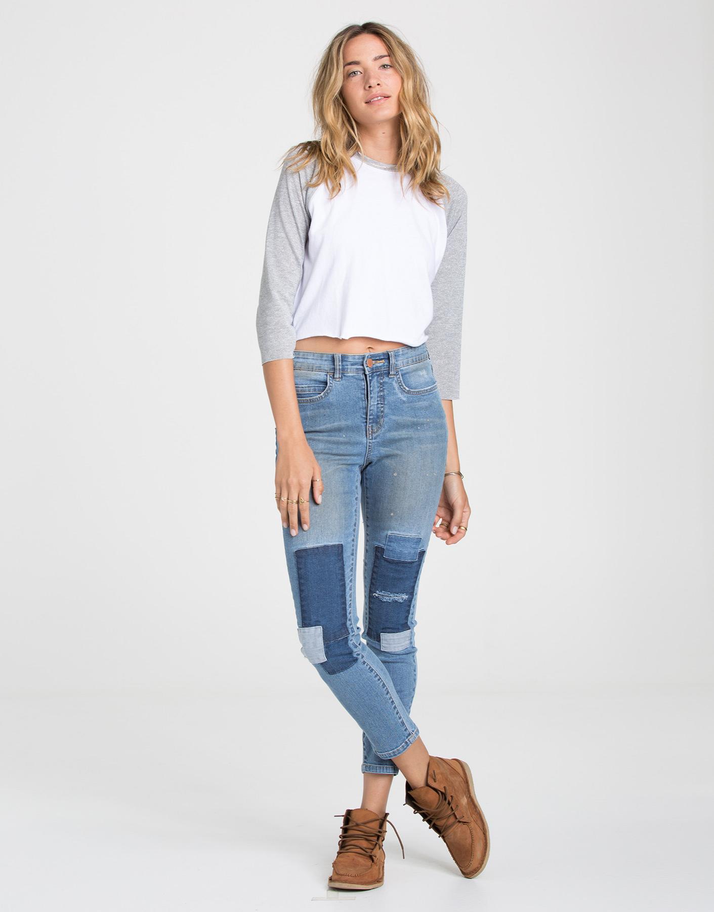 eff9cb35b9ad9 Fixed Up Hot Mama Jeans | Billabong US | b l u e s | Billabong women ...