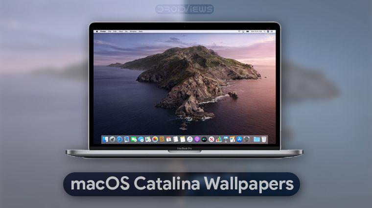 Macos Catalina Wallpapers 4k 6k Video Wallpaper Droidviews Ios Wallpapers Good Phone Backgrounds Mac Os