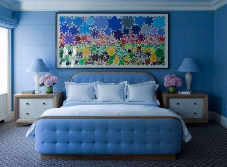 Vivid Color Palettes For Your Bedroom Relaxing Bedroom Colors