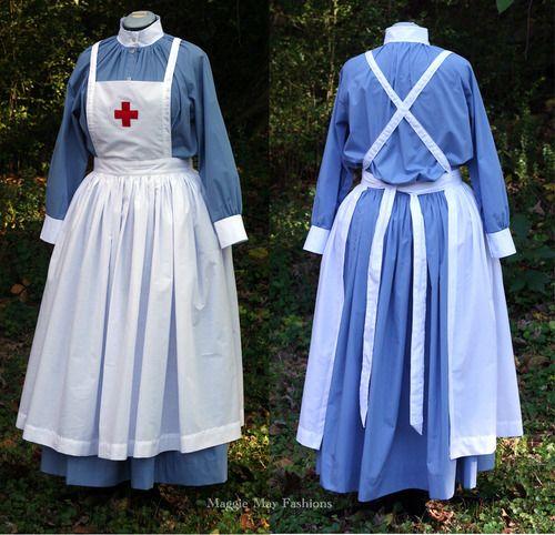 WWI Red Cross uniform
