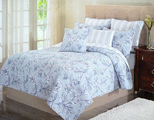 delectably yours wxl bedding more set n queen pc toile jamestown decor quilt