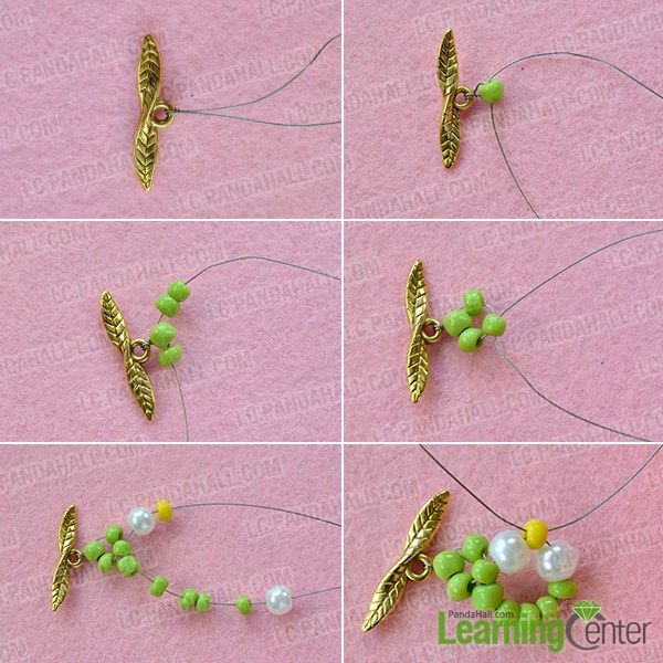 Wanna try flower necklace? If yes, today's Pandahall tutorial on how to make colorful flower seed beads necklace for girls will catch your eyes a lot!