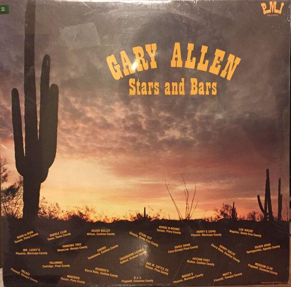 Gary Allen - Stars and Bars (Vinyl, LP, Album) at Discogs