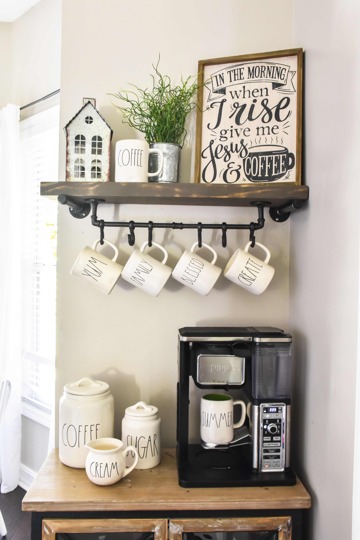 20 Farmhouse Mug Rack Ideas 19 Farmhouse mugs, Farmhouse