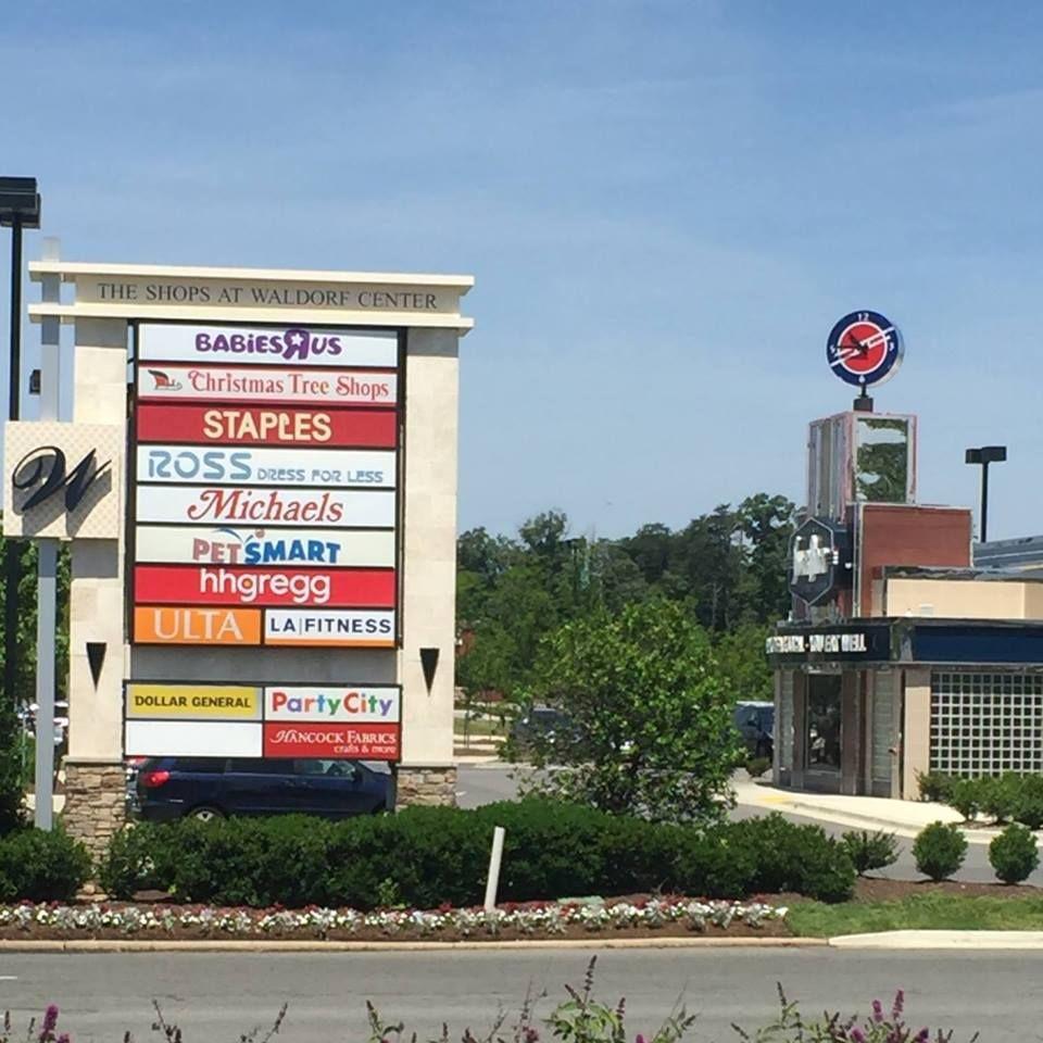 Charles County, Maryland, Shops at Waldorf Center ...
