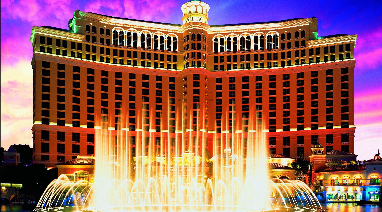 Pin Em Bellagio Casino Lv