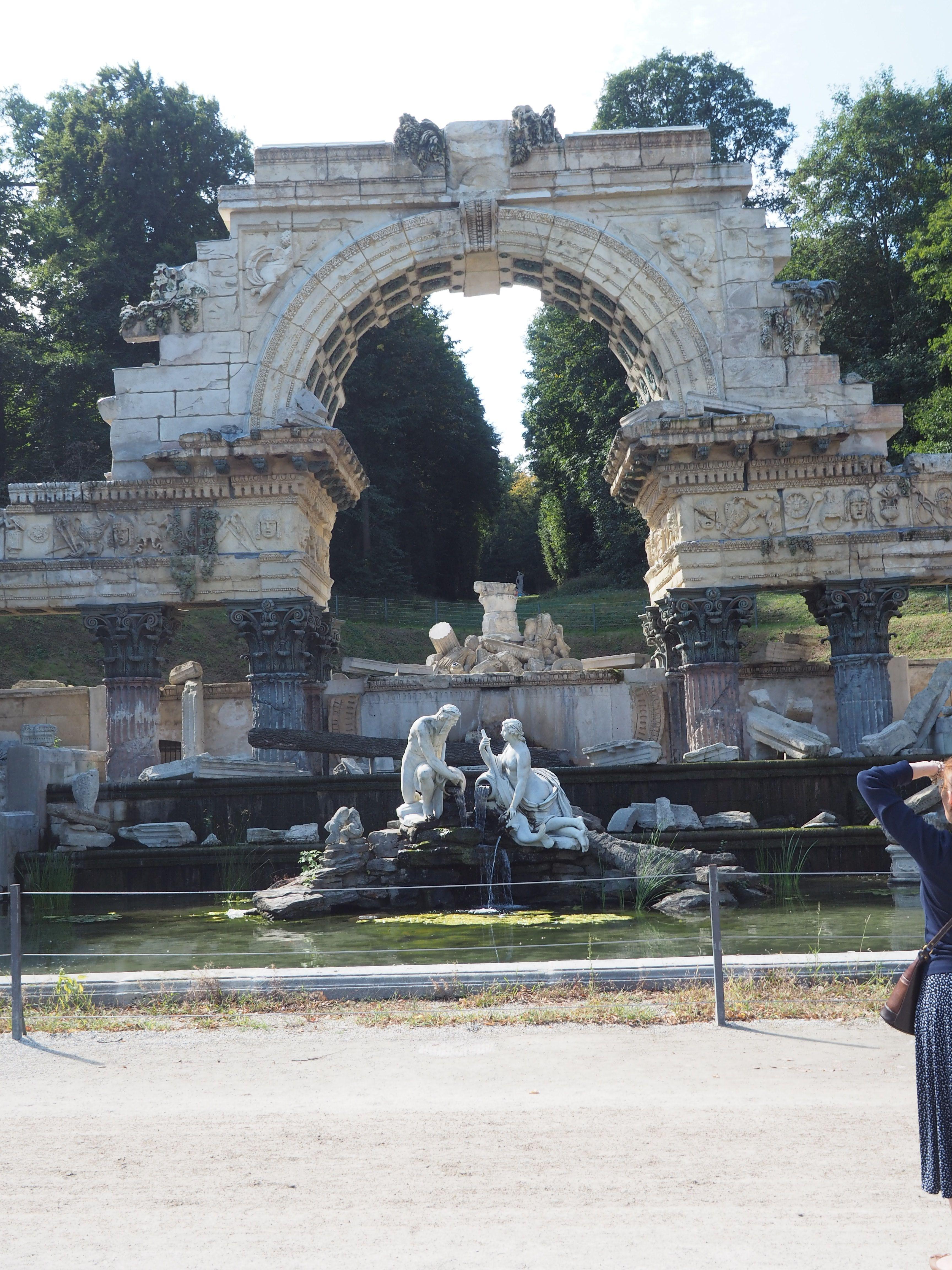 Auf Entdeckungsreise In Den Garten Von Schonbrunn Reisen Urlaub In Deutschland Und Urlaub