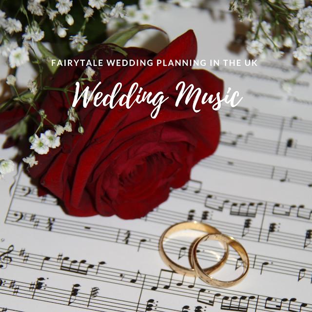 Fairytale Wedding Planning in the UK Wedding Music in