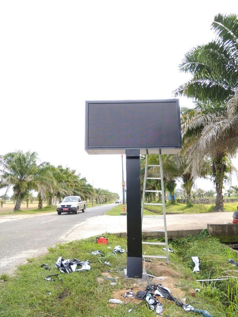 baliho iklan, pengertian neon box, banner lampu, harga ...