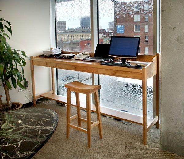 Cypress Standing Desk For the Home Pinterest Desks Writing